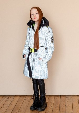 2107 Пальто на синтепоне