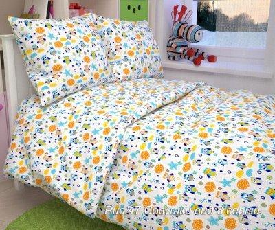 Яркие и красочные комплекты постельного белья — КПБ Ясельное Акварелька