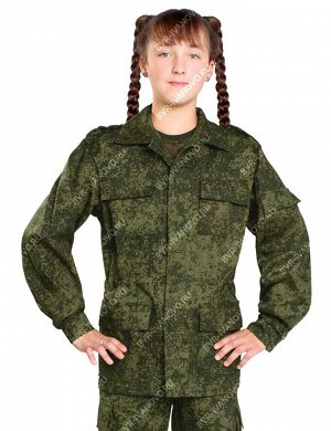 Костюм детский Военно-полевой тк.Смесовая цв.Цифра