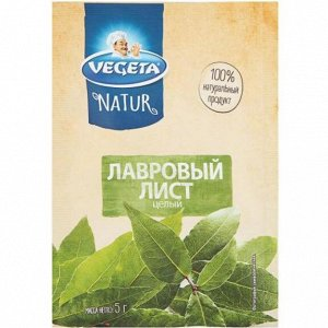 Лавровый лист целый 5г Vegeta Natur