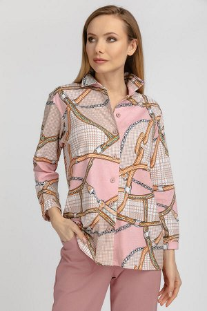 Блузка из кулирки
