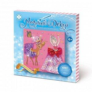 Модный декор Розовый вальс 257602