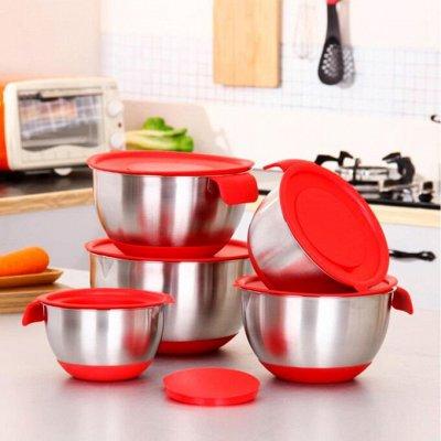 *Большая Ликвидация посуды*Сервируем красиво* — Миски из нержавеющей стали — Миски, ковши и тазы