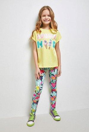 Рейтузы детские для девочек Ibiza цветной