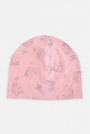 Шапка детская для девочек Alekta розовый