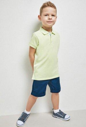 Шорты детские для мальчиков Whale темно-синий