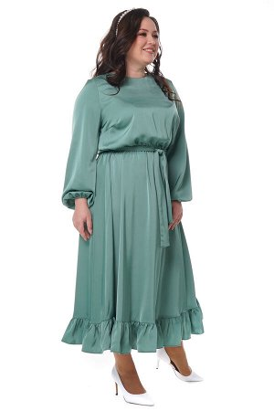 Платье-4419