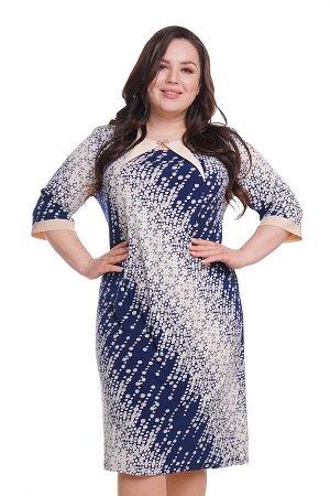 Платье-4497