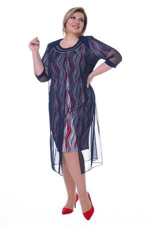 Платье-4448