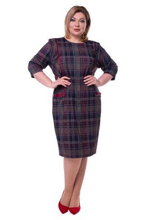 Платье-4435