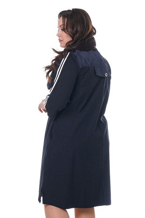 Платье-4418