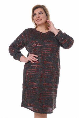 Платье-4411