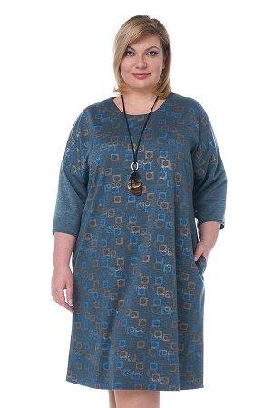 Платье-4406