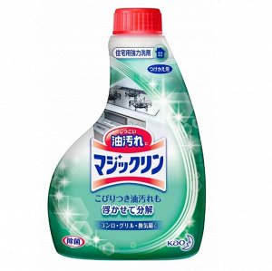 """KAO """"Magiclean"""" Универсальное средство для очистки кухонных плит 400 мл запаска"""