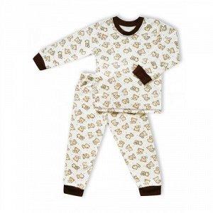 Пижама Тедди