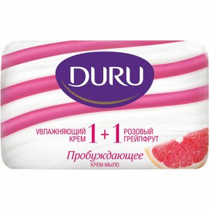 DURU (ДУРУ) SOFT SENS мыло Грейпфрут 80г