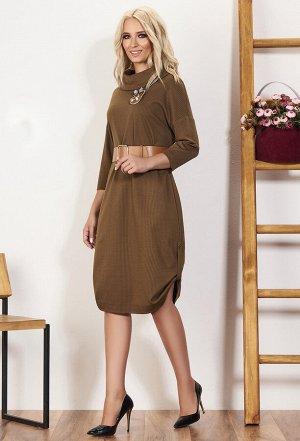 Платье Bazalini 3480 коричневый