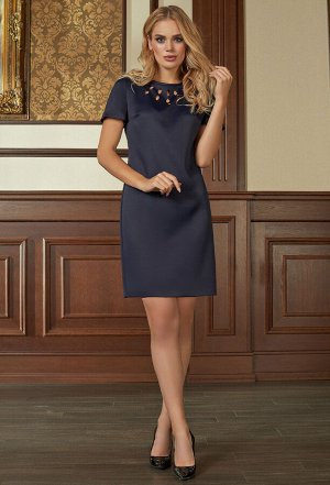 Платье Bazalini 3717 синий