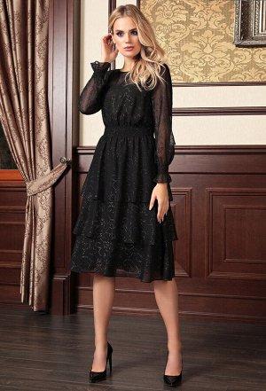 Платье Bazalini 3786 черный