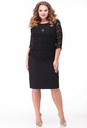 Платье Anastasia Mak 566А черный