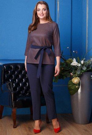 Комплект Anastasia 322-332 синий-розовый