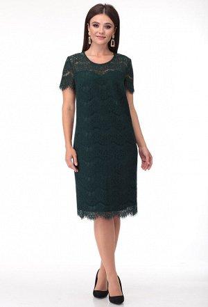 Платье Anastasia Mak 735 зеленый
