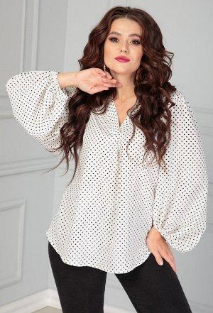 Блуза Anastasia 512 белый