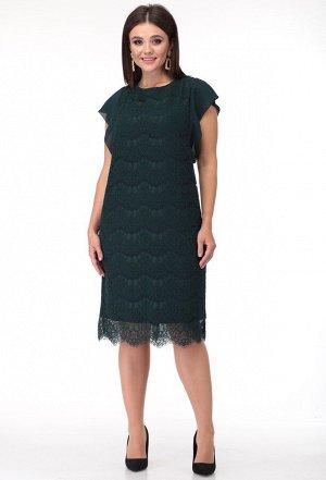 Платье Anastasia Mak 748 зеленый