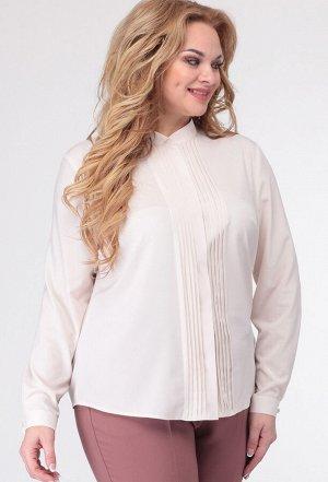 Блуза Anastasia Mak 803 бежевый