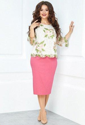 Комплект Anastasia 491 розовый