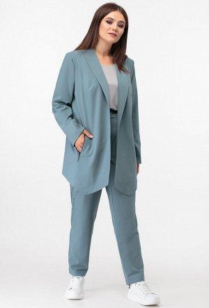 Комплект Anastasia Mak 538 серо-голубой