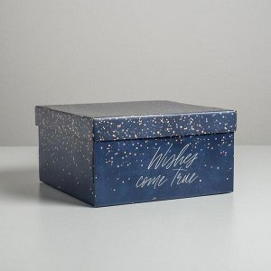 Коробка складная «Космос», 28 х 28 х 15 см
