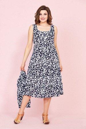 Жакет, платье Магия Стиля М-8319