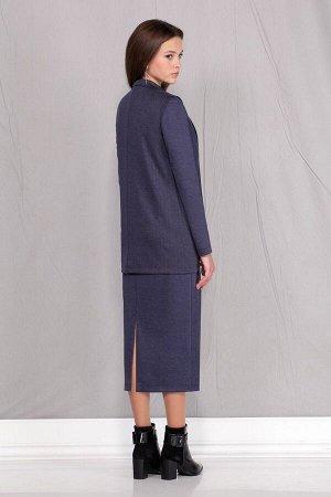 Жилет, платье Ивелта плюс 602