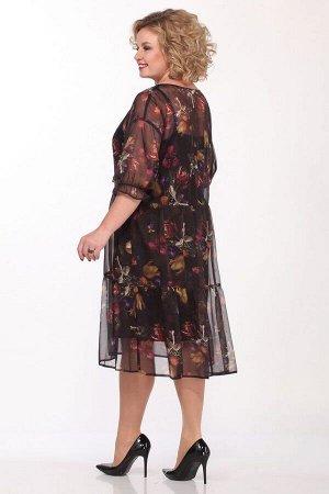 Платье, чехол Matini 1.1395 черный