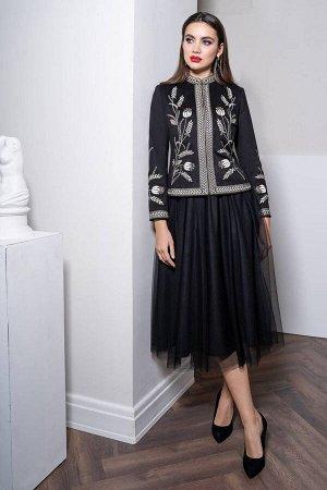 Жакет, платье Urs 21-453-1