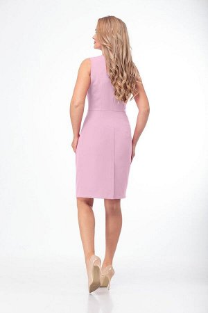 Жакет, платье Anelli 734 лаванда