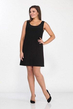 Платье, туника Lady Style Classic 1961 черный-золото