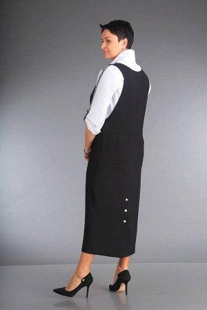 Блуза, сарафан ZigzagStyle 306