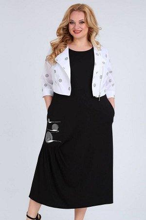 Жакет, платье Ollsy 5103
