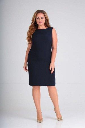 Жакет, платье SVT-fashion 546 черный