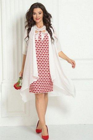 Накидка, платье Solomeya Lux 476A-737_1