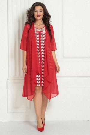 Накидка, платье Solomeya Lux 454А-737_1