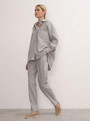 Зауженные брюки D205/wise