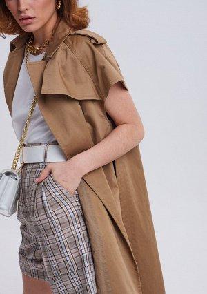 Комплект:  блузка (2401/3)  +  шорты  2496