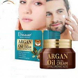Марокканский крем для лица с аргановым маслом укрепляющий 50 мл