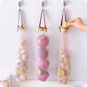 Мешок-сетка для лука и чеснока