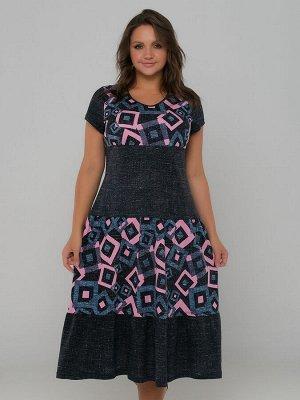 Платье женское розовый