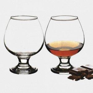 Набор бокалов для коньяка, 330 мл