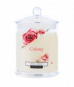 Свеча COL0102 Розовый сад Wax Lyrical 30 часов горения